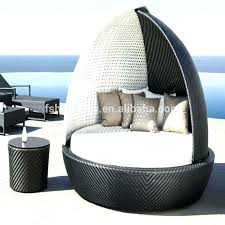 outdoor furniture white. White Wicker Daybed With Canopy Impressive Luxury Gazebo Outdoor Patio Furniture N