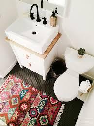 wonderful double vanity bath rug and best 20 bathroom rugs ideas on home design classic pink