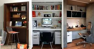 home office desk plans. Exellent Desk Closet Computer Desk Small Apartment Design Ideas Create A Home Office In  Plans With