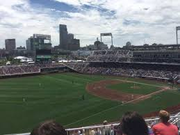 Ameritrade Park Seating Chart Td Ameritrade Park Section 323 Home Of Creighton Bluejays