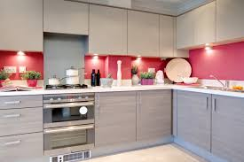 104 Modern Custom Luxury Kitchen Designs Photo Gallery Beautiful Red And Grey  Kitchen Cabinets