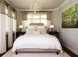 Earthen Hues And Lovely Lighting Create A Warm Romantic Bedroom  Omega-Pure.com