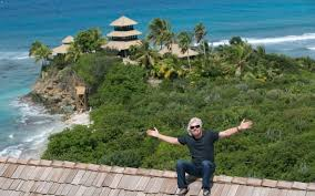 The island is the geographic location of the lost castaways, covering a period of at least 2000 years. How I Bought Necker Island Virgin