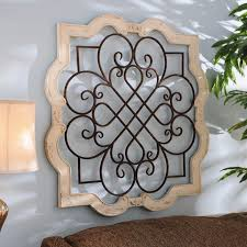 wrought iron wall decor ideas home