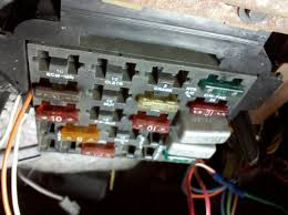 missing some fuses on 1989 trans am third generation f body missing some fuses on 1989 trans am fuses 2 jpg