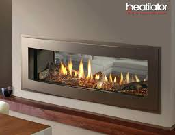 see thru ventless gas fireplace ventless gas fireplace inserts for