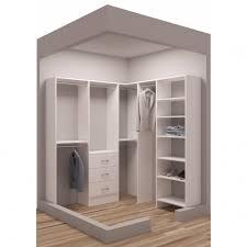 corner closet shelves inspirational tidysquares classic white wood 75 x 72 25 inch corner walk in