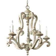 rustic french country chandelier rustic white wood chandelier white chandelier french country chandelier images