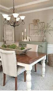 Dining Room Table Decorating Painting