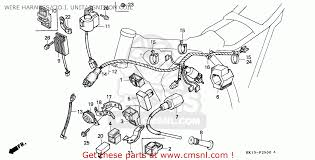 1990 honda cdi wiring manual e books harness wire for xr250r 1990 l general export kph order at cmsnlharness