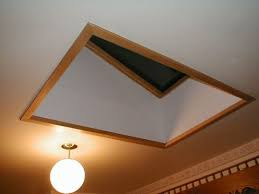 Image result for diy skylight flat ceiling