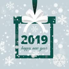 Vector New Year Greeting Card Design Download Free Vector Art