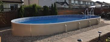 inground pools. Semi-Inground Pools Inground