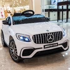 <b>Mercedes Benz AMG GLC</b> 63 Coupe Белый (полноприводный ...