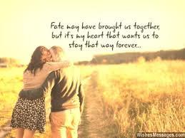 Fiance Love Quotes Impressive I Love You Messages For Fiancé Quotes For Him LOVE QUOTE