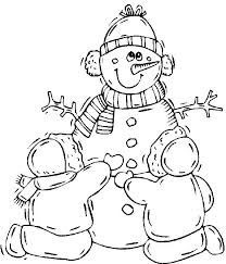Small Picture 161 best winter images on Pinterest Coloring sheets Coloring