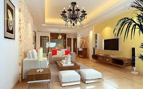 Yellow Paint For Living Room Spacious Yellow Paint Colors For Living Room With Striped