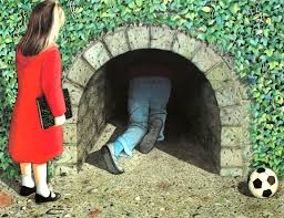 Image result for the tunnel by anthony browne