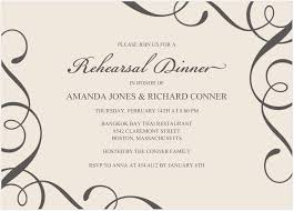 formal dinner invitation template ctsfashion com formal dinner invitation wording for service contract