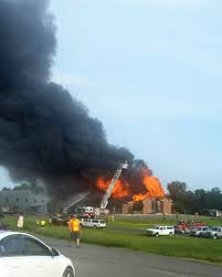 mount airy church burns