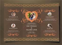folded invitation template photoshop. 18 Folded Invitation Templates Free Premium Templates