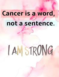 Breast Cancer Quotes Magnificent Fighting Cancer Quotes As Well As I Am Strong Cancer Quote Image To