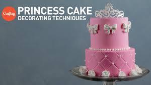 Sugar Paste Cake Decorating Princess Cake Ideas Tiara Rose Sugar Designs Fondant Cake