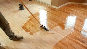 refinish laminate floor amazing