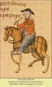 best the canterbury tales images canterbury  get to know the wife of bath one of the pilgrims in the canterbury tales