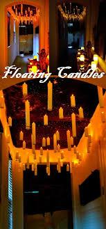 diy halloween lighting. Floating Candles DIY Halloween Decorations Diy Lighting