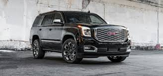 2019 Gmc Yukon Color Chart 2019 Yukon Full Size Suv