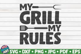 Great for adding to your designs or using on their own. 26 Grill Svg Bundle Designs Graphics