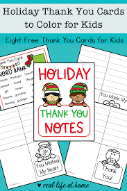 Select the invitation font color. Free Thank You Cards To Color Plus A Thank You Card Word Bank