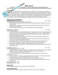 Accounts Payable Sample Resume Amazing Accounts Payable Resume Example Inspirational Accounts Payable