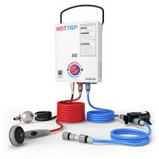 Heater Pump Hottap Outing Lpg Gas Portable Hot Water Heater Pump Camper