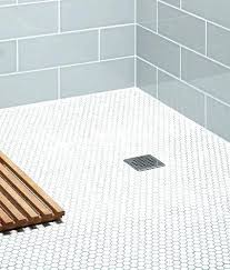 white hexagon tile bathroom inspiration tiles ck and hex small patterns