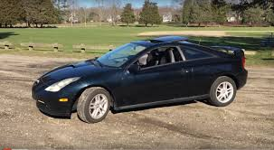 2000 Toyota Celica GT Review, Start-Up, Test Drive! - YouTube