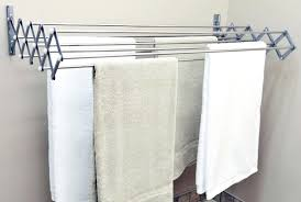 Hanging Clothes Drying Rack Nz Wall Mounted Laundry Canada. Wall Mounted  Drying Racks For Clothes Rack Laundry Room. Wall Mounted Drying Rack Nz  Wooden For ...