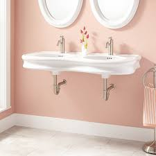 simple mount 46 for wall mount sink t