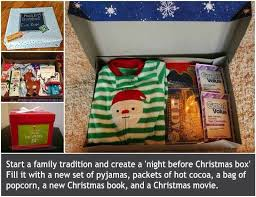 Best 25 Night Before Christmas Box Ideas On Pinterest  Christmas Where Can I Buy Gift Boxes For Christmas