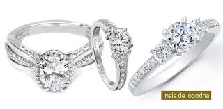 inele de argint logodna