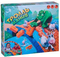 Ответы на вопросы об игрушках <b>GW Development Тролль Мания</b> ...