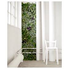 Artificial Window Fejka Artificial Plant Wall Mounted In Outdoor Green Lilac 26x26