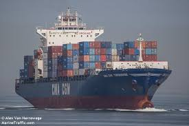 Détailles pour: CMA CGM <b>TURQUOISE</b> (Container Ship) - IMO ...
