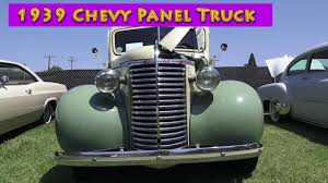 1939 Chevy Panel Truck - YouTube
