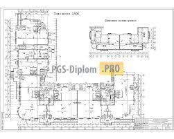 Строительство ти этажного жилого дома в г Орёл pgs  Дипломный проект Строительство 10 ти этажного жилого дома в г Орёл Чертежи выполнены в формате dwg поясн записка в word