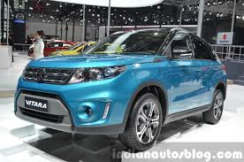 new car launch in singapore 2016Suzuki Vitara to launch in Argentina in September