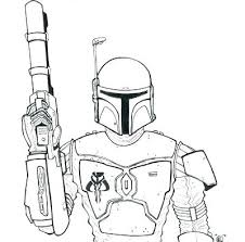 Jango Fett Coloring Pages Coloring Page Coloring Pages 4 Hire By