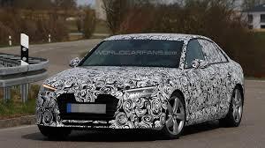 audi a4 2016 spy shots. Beautiful Audi Inside Audi A4 2016 Spy Shots O