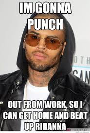 Not Misunderstood Chris Brown | WeKnowMemes via Relatably.com